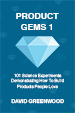 Product Gems 1 Book