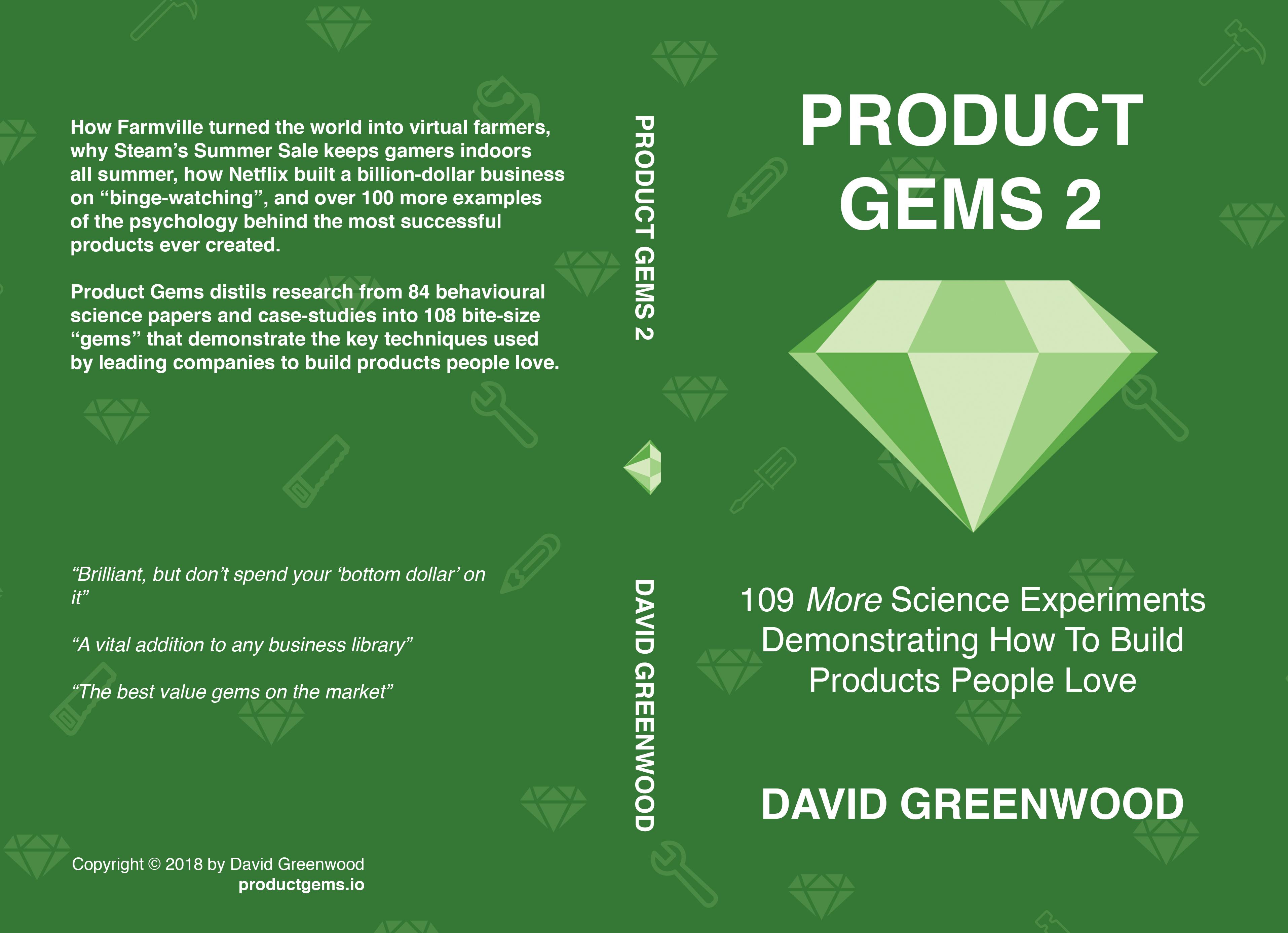 Product Gems 2 Paperback